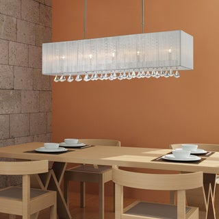 Z-Lite 5-light Island/Billiard Light