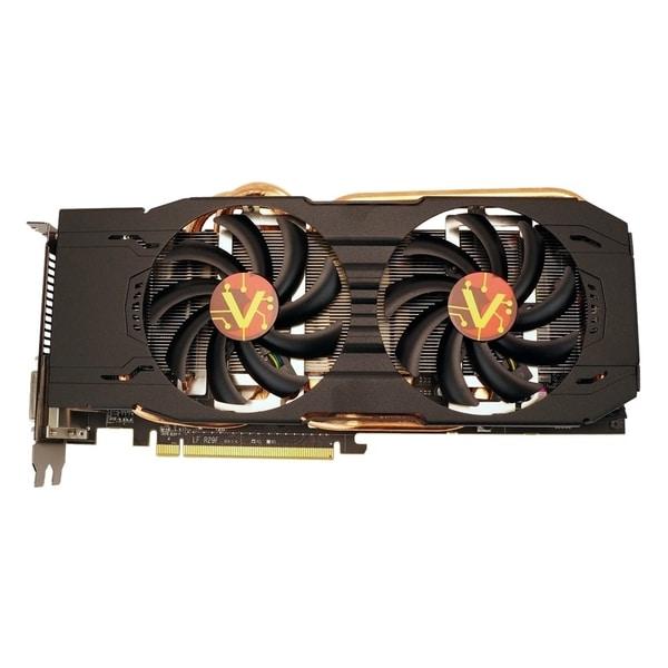 Visiontek Radeon R9 290 Graphic Card - 947 MHz Core - 4 GB GDDR5 SDRA
