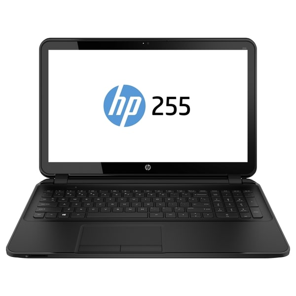 """HP 255 G2 15.6"""" LED Notebook - AMD A-Series - Black Licorice"""