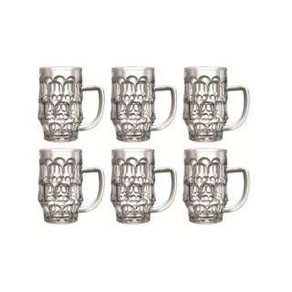 24-ounce 6-piece Qubie Beer Mug Set