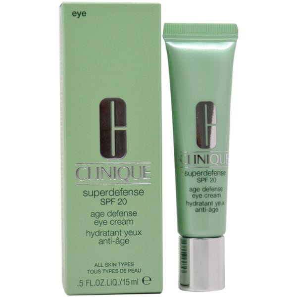 Clinique Superdefense Eye Defense 0.5-ounce Eye Cream SPF 20