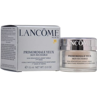 Lancome Primordiale Yeux Skin Recharge Visible Smoothing Renewing Eye Moisturizer