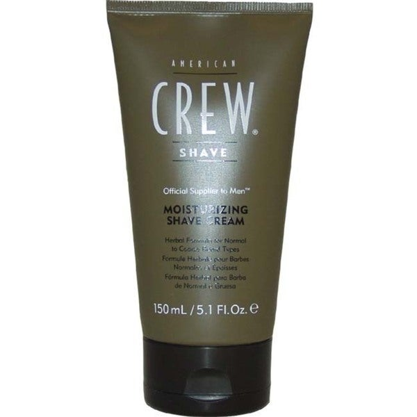 American Crew Moisturizing 5.1-ounce Shave Cream