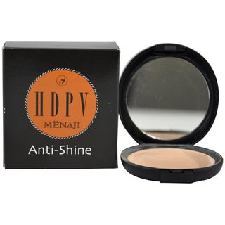 Menaji HDPV Anti-shine Medium High Definition Powder Vision 0.35-ounce Makeup