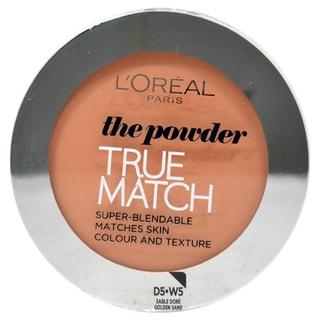 L'Oreal Paris True Match Powder D5 W5 Golden Sand