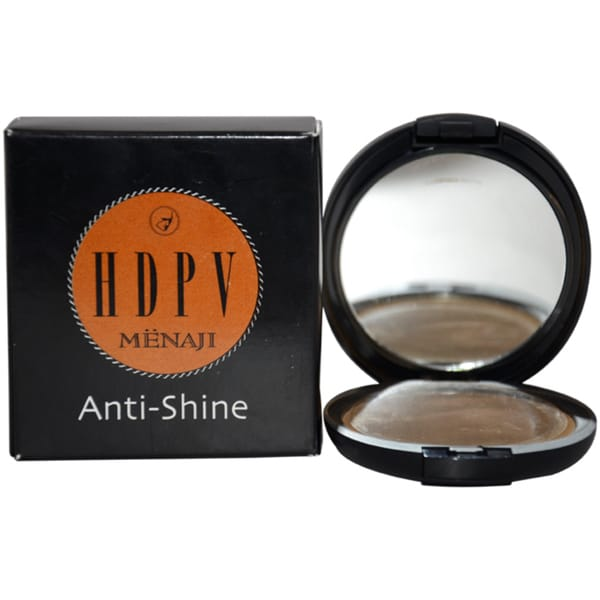Menaji HDPV Anti-shine Dark High Definition Powder Vision Makeup