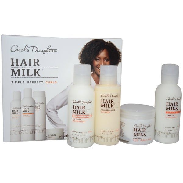 Carol's Daughter Hair Milk Collection 4-piece Set