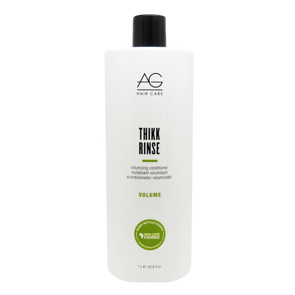 AG Hair Cosmetics Thikk Rinse Volumizing 33.8-ounce Conditioner