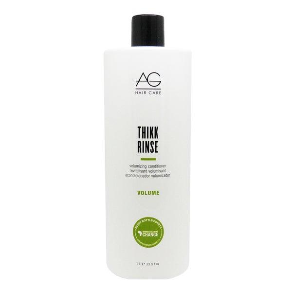 AG Hair Cosmetics Thikk Rinse Volumizing 33.8-ounce Conditioner