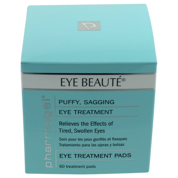 Pharmagel Eye Beaute Treatment Pads (60 Count)