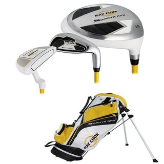 Ray Cook Jr. Manta Ray Junior Golf Club Set with Bag Ages 3-5