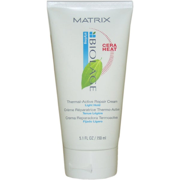 Matrix Biolage Thermal-Active Repair Light Hold 5.1-ounce Cream