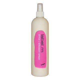 Toni & Guy Label.m Style + Straight 16.9-ounce Hair Spray