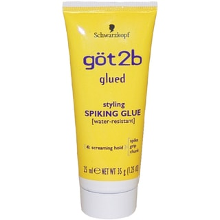 Got2b Glued Styling Spiking Water Resistant 1.25-ounce Glue
