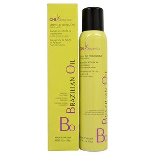 CHI Organics Brazilian Oil Spray 5.3-ounce Treatment