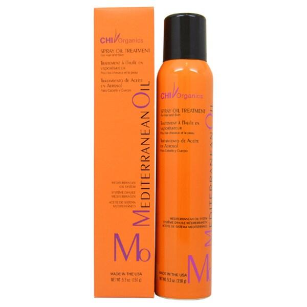 CHI Organics Mediterranean Oil Spray 5.3-ounce Treatment