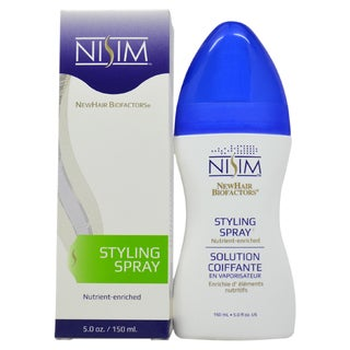 Nisim Nutrient Enriched Styling 5-ounce Hair Spray