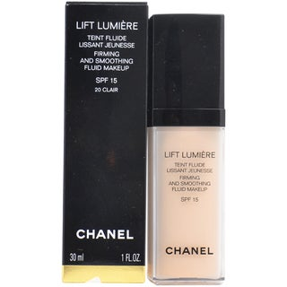 Chanel Lift Lumiere Firming & Smoothing Fluid #20 Clair Makeup