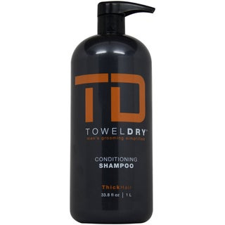 Towel Dry Conditioning 33.8-ounce Shampoo