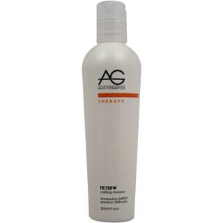 AG Hair Cosmetics ReNew Clarifying 8-ounce Shampoo