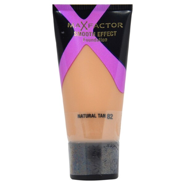 Max Factor Smooth Effects #82 Natural Tan Foundation
