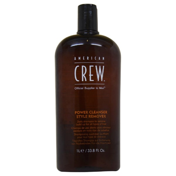 American Crew Power Cleanser Style Remover 33.8-ounce Shampoo