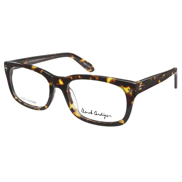 Derek Cardigan 7003 Green Tortoiseshell Prescription Eyeglasses