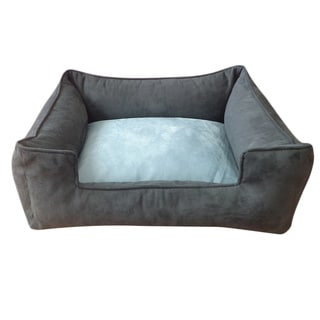 Pet Chill Bed Sky Charcoal Chill Pet Bed