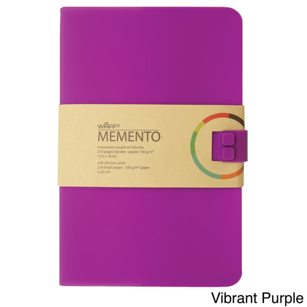 WAFF Large Memento Journal