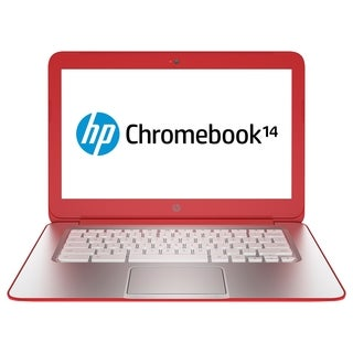 "HP Pavilion Chromebook 14-q030nr 14"" LED Notebook - Intel Celeron 295"