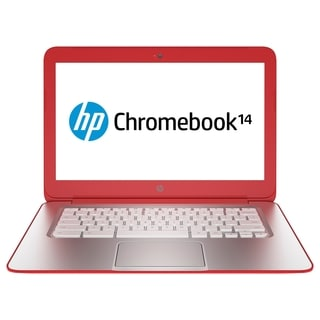 "HP Pavilion Chromebook 14-q030nr 14"" LED Notebook - Intel - Celeron 2"