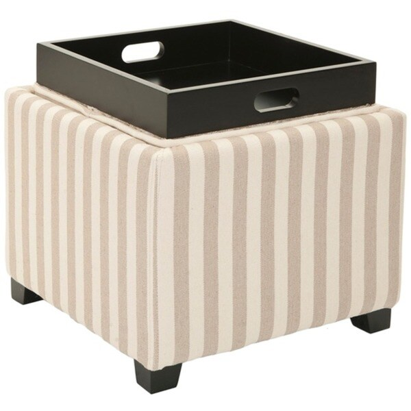 Warehouse of Tiffany Grace Storage Ottoman