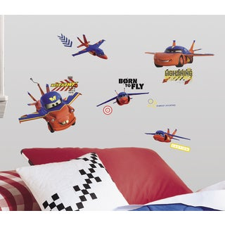 Cars Air Mater Peel and Stick Wall Decals