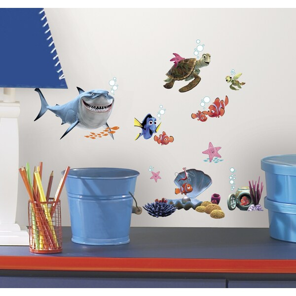 Finding Nemo Peel and Stick Wall Decals