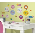 Lalaloopsy Polka Dots Peel and Stick Wall Decal