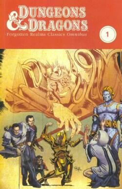 Dungeons & Dragons Forgotten Realms Classics Omnibus 1 (Paperback)