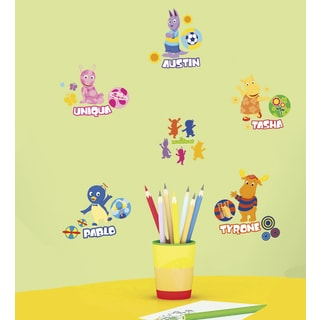 The Backyardigans Peel and Stick Wall Decals