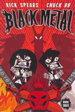 Black Metal 3: Darkness Enthroned (Paperback)