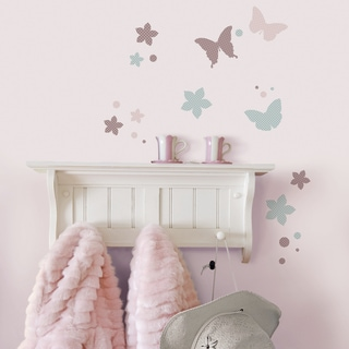 Kids Lab Butterflies Wall Decals