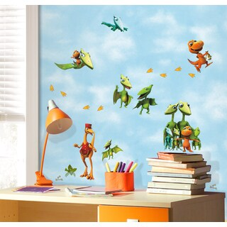Dinosaur Train Peel and Stick Wall Decals