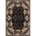 Safavieh Handmade Persian Court Multicolored Wool/ Silk Rug (3' x 5')