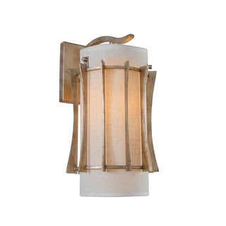 Varaluz Occasion 1-light Zen Gold Sconce