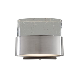 Varaluz Pop 1-light Satin Nickel Vanity