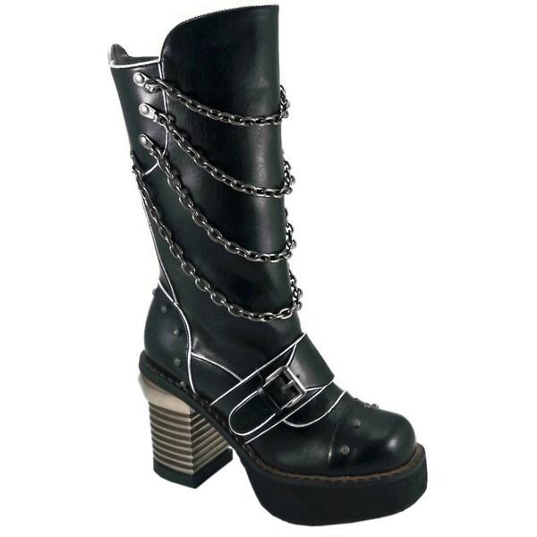 Hades Women's 'Krull' Knee-high Boots