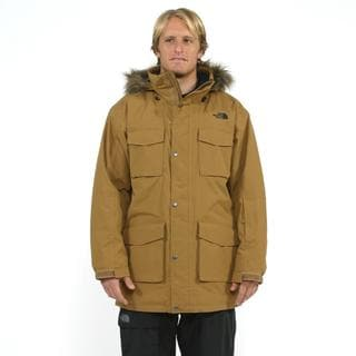 The North Face Men's 'Amongstit' Utility Brown Jacket