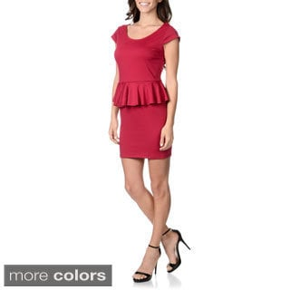 Olive & Oak Women's Peplum Dress