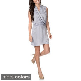 RD Style Women's Drape Neck Dress