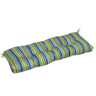 Vivid Stripe Indoor Bench Cushion