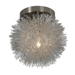 Celestial Halogen 1-light Wall/ Flushmount