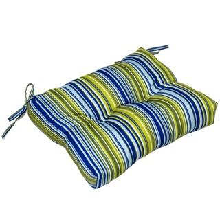 Vivid Stripe Indoor Dining Cushion